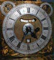 Antique English Fusee Dial / Wall Clocks